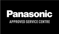 Panasonic Approved Service Centre logo